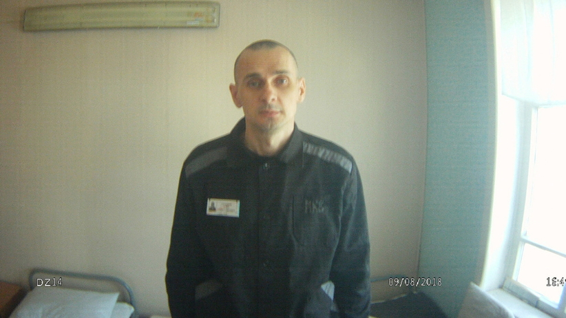 Więziony w Rosji reżyser z nagrodą im. Sacharowa Parlamentu Europejskiego