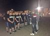 ONR patroluje plażę w Rimini, gdzie doszło do napadu na Polaków