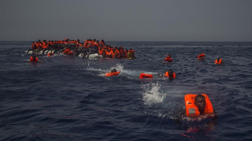 1,5 tysiąca migrantów zginęło w tym roku na Morzu Śródziemnym