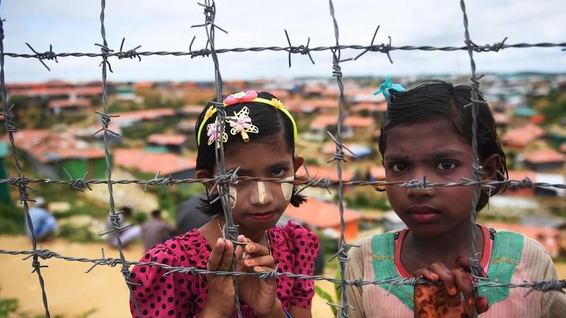 ONZ oskarżyło armię Mjanmy o zbrodnie na muzułmanach Rohingja