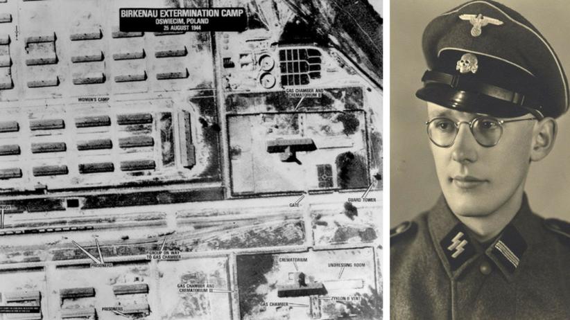 """Oskar Gröning, """"księgowy Auschwitz"""", idzie do więzienia. Ma 96 lat"""