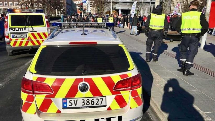 Uczeń zaatakował nożem w szkole w Oslo. Cztery osoby ranne