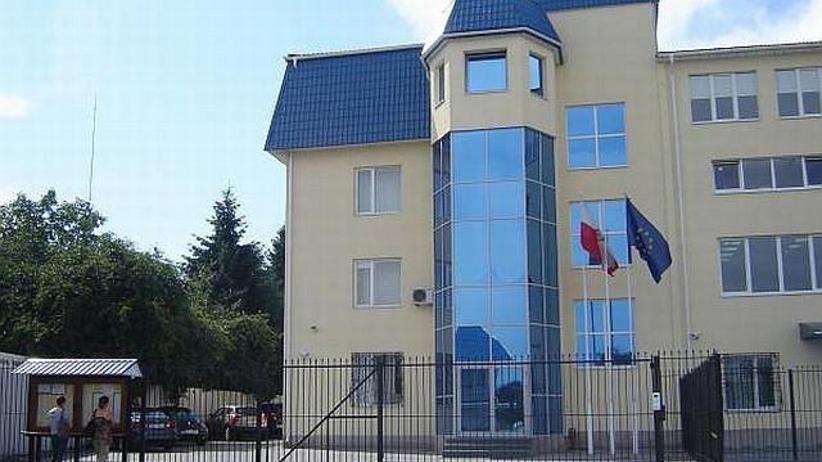 Ukraina: Polski konsulat w Łucku ostrzelany
