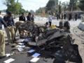 Zamach bombowy w Pakistanie. Eksplodował samochód
