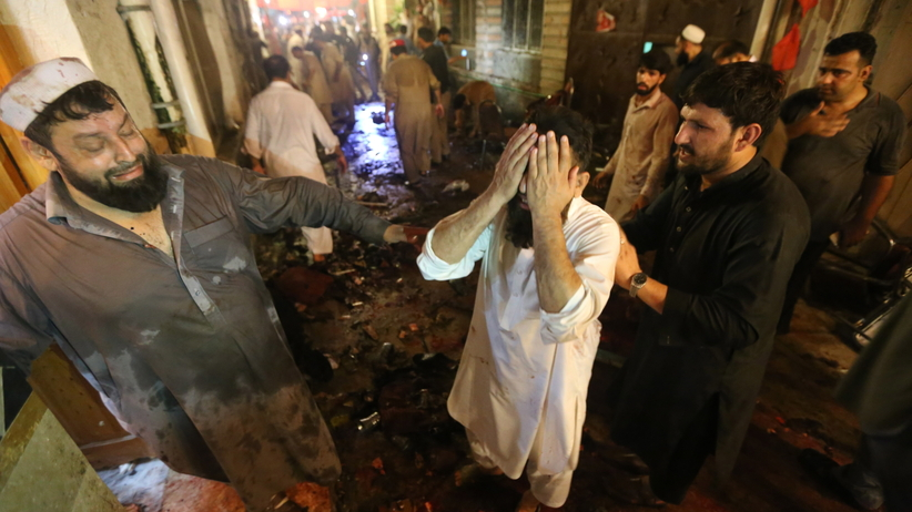 Pakistan. 12 ofiar zamachu na wiecu wyborczym