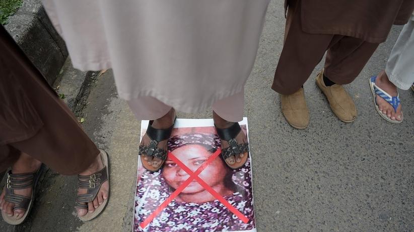 Pakistan. Asia Bibi została uwolniona. Chrześcijance groziła kara śmierci za bluźnierstwo