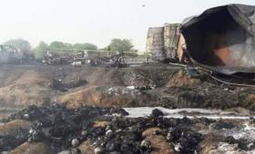 Eksplozja cysterny w Pakistanie. Są ofiary [WIDEO]