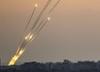 Palestyńczycy wystrzelili kolejne rakiety w kierunku Izraela. Trwa wymiana ognia [WIDEO]