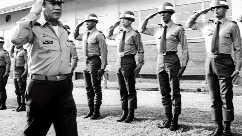 Manuel Noriega nie żyje. Był dyktatorem Panamy