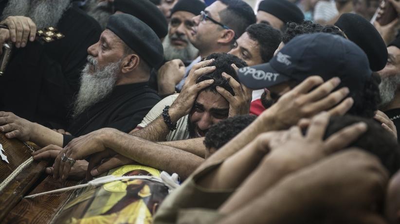 Państwo Islamskie przyznało się do zamachu na Koptów