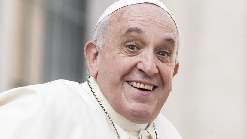 Papież: dzieci krzyczą i płaczą na mój widok, bo myślą, że jestem lekarzem