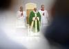 Papież Franciszek na Litwie. Ponad 100 tys. wiernych na mszy świętej w Kownie