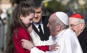 Czwarta rocznica pontyfikatu papieża Franciszka