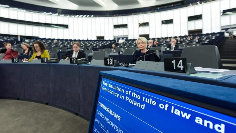 Parlament Europejski podjął decyzję ws. Polski