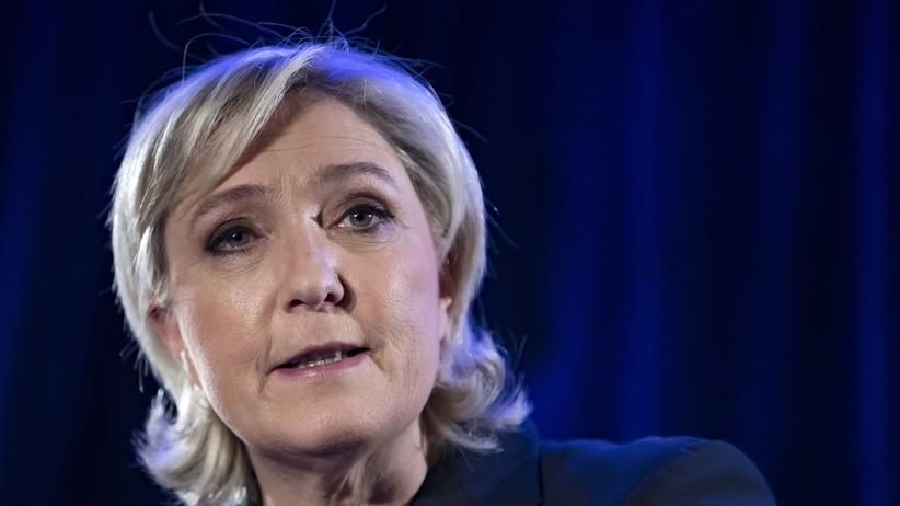 Marine Le Pen straciła immunitet