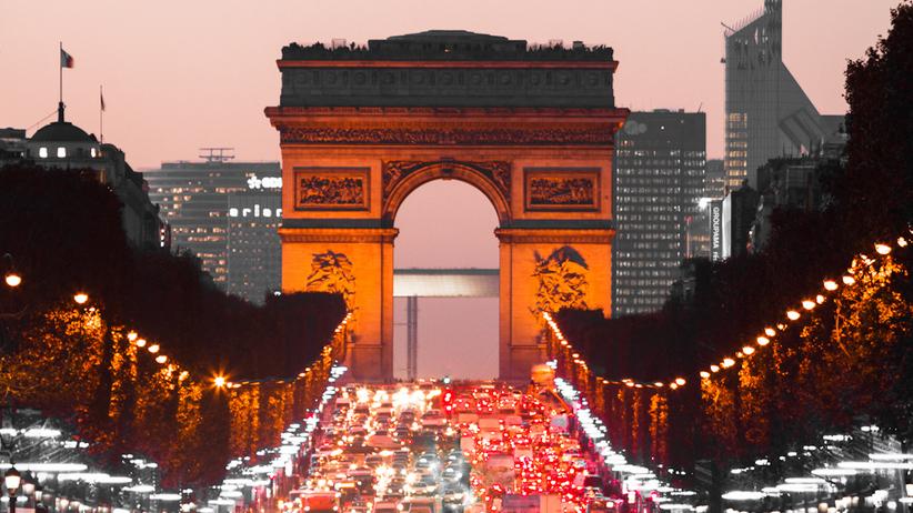 Aresztowano rodzinę niedoszłego zamachowca w Paryża