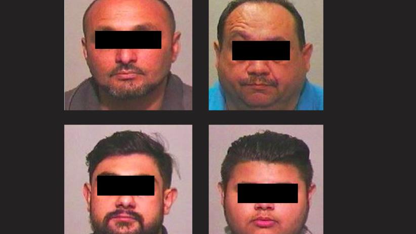 Czterej polscy Romowie skazani w Anglii za handel ludźmi i niewolnictwo