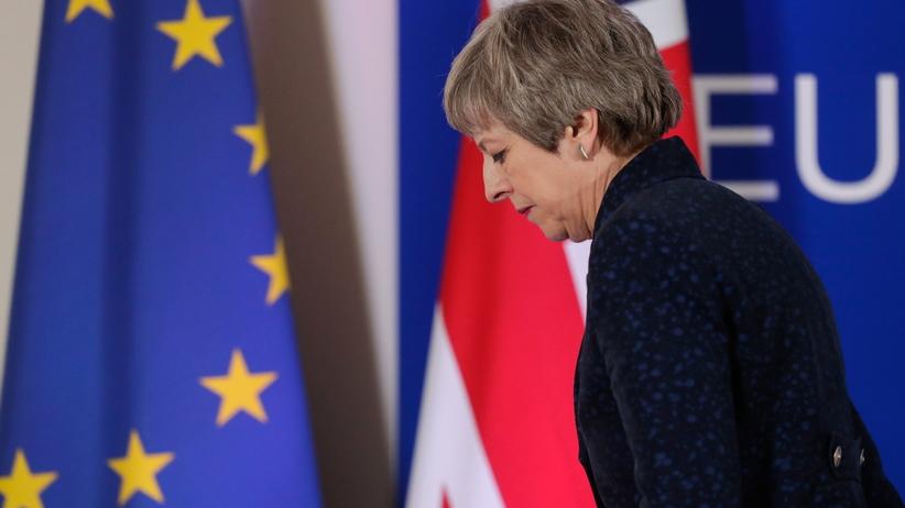 Wielka Brytania nie spełni warunku UE? May przyznaje, że wciąż nie ma poparcia dla umowy brexitowej