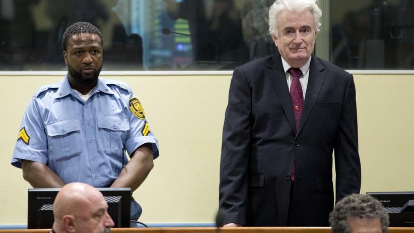Radovan Karadżić skazany na dożywocie. Trybunał w Hadze zmienił wyrok