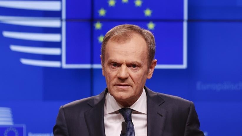 Wielka Brytania chce wydłużenia procesu wyjścia z UE. Tusk stawia warunki