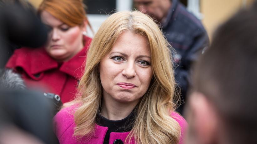 Zuzana Czaputova wygrała pierwszą turę wyborów prezydenckich na Słowacji