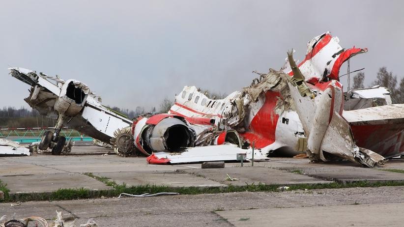 Polscy i rosyjscy śledczy będą wspólnie badać wrak T-154M