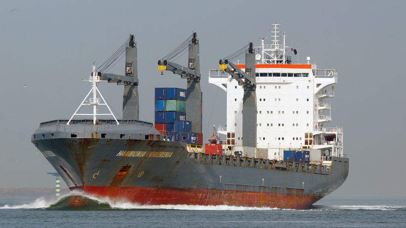 Pomerania Sky. Uwolniono polskich marynarzy porwanych u wybrzeży Nigerii