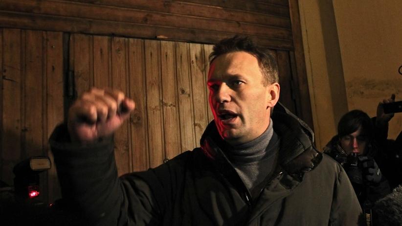 Dokument Aleksieja Nawalnego o korupcji w Rosji miał zniknąć z sieci. Z pomocą przyszedł PornHub