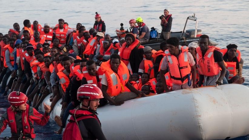 Portugalia. Rząd zamierza skierować uchodźców do pracy
