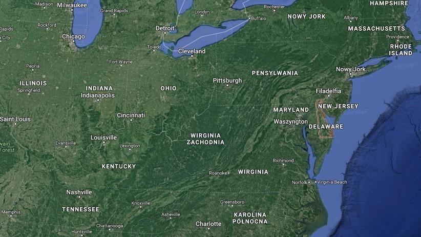 Potężne trzęsienie ziemi w USA. Wstrząsy odczuwano od Nowego Jorku do Waszyngtonu