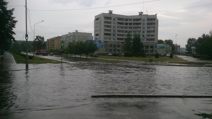 Powodzie w Rosji. Żywioł zabił kilka osób [WIDEO]