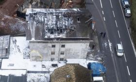 Pożar domu w Lambrecht. Policja: Pięć ofiar śmiertelnych to Polacy