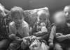 Tragiczny pożar domu. Czwórka dzieci spłonęła na oczach rodziców