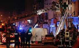 Tragiczny pożar po wybuchu w piekarni. Nie żyje ciężarna kobieta i dziecko
