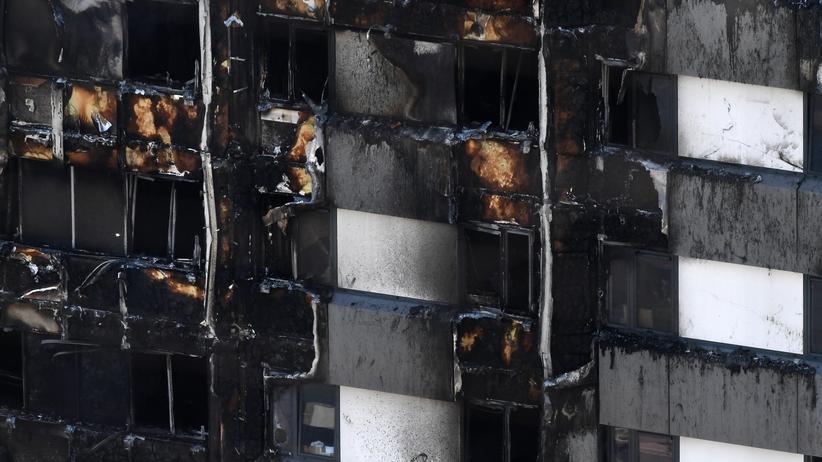 Wzrasta bilans ofiar śmiertelnych pożaru w Londynie