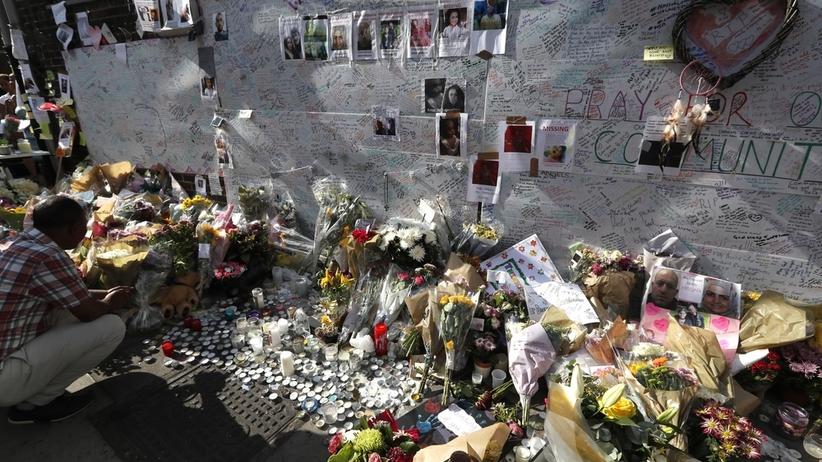 Ostatnia rozmowa Włoszki uwięzionej w płonącym wieżowcu w Londynie: Mamo, dziękuję za wszystko
