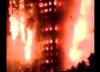 Przerażające nagrania świadków pożaru [WIDEO]