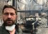 Spłonęła rezydencja hollywoodzkiego aktora. ''Wróciłem do mojego domu'' [FOTO]