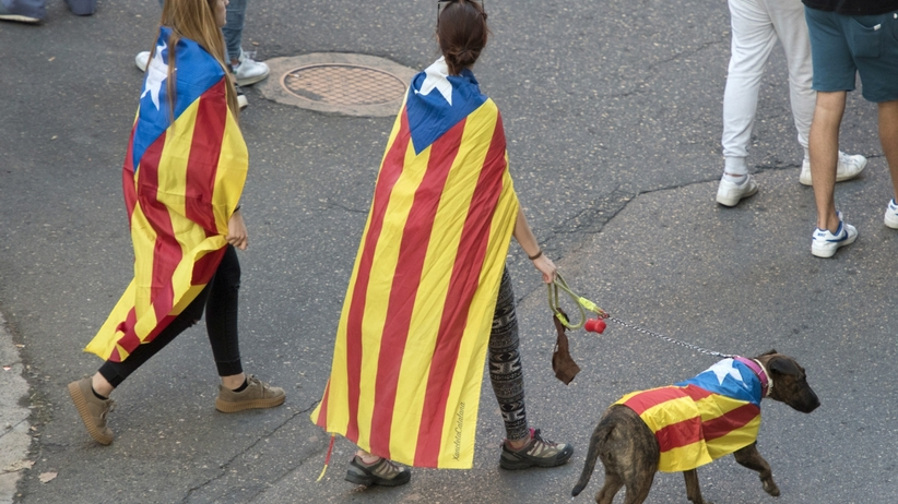 Katalonia ogłosi niepodległość? Premier: to kwestia dni