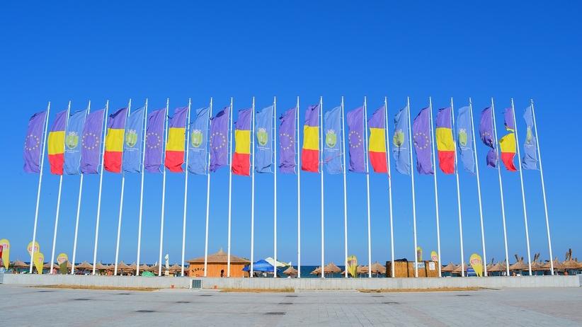 Flaga Rumunii