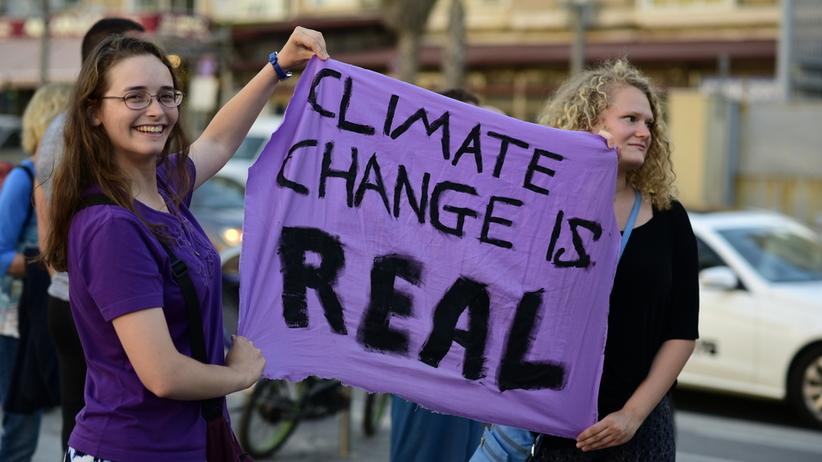 Premier Samoa ostro o krytykach zmianach klimatycznych
