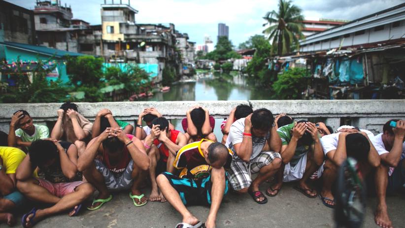 Prezydent Filipin pozwolił mordować narkotykowych dilerów. Zabito 32 jednego dnia