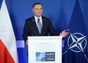 Duda: W tej chwili mówi się o obecności wojsk NATO w Polsce do 2022 r.