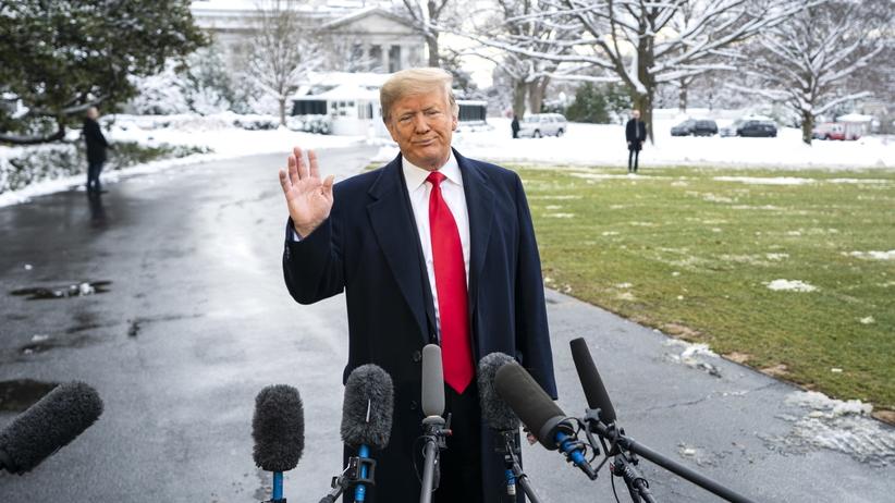 Bez delegacji USA w Davos. Trump odwołuje służbowe wyjazdy, w tym także podroż Nancy Pelosi