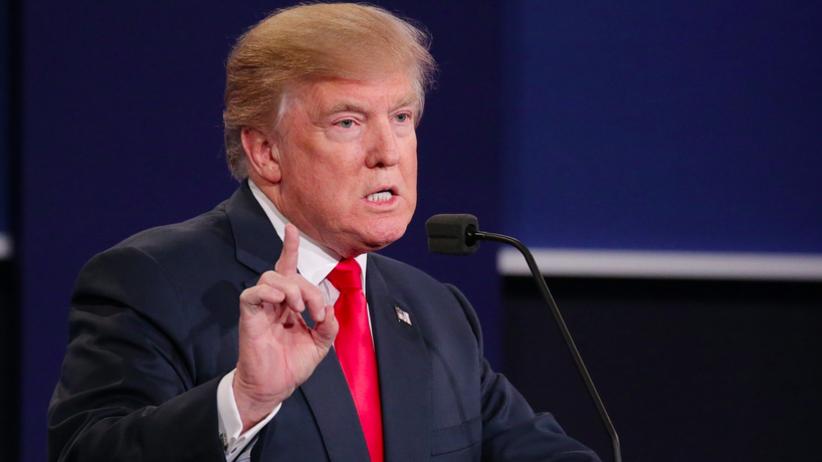 Donald Trump: Coś powinno się stać z syryjskim prezydentem!