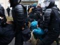 Protesty w Mińsku. Setki zatrzymanych. Łukaszenka pokazał swoją prawdziwą twarz? [FOTO]