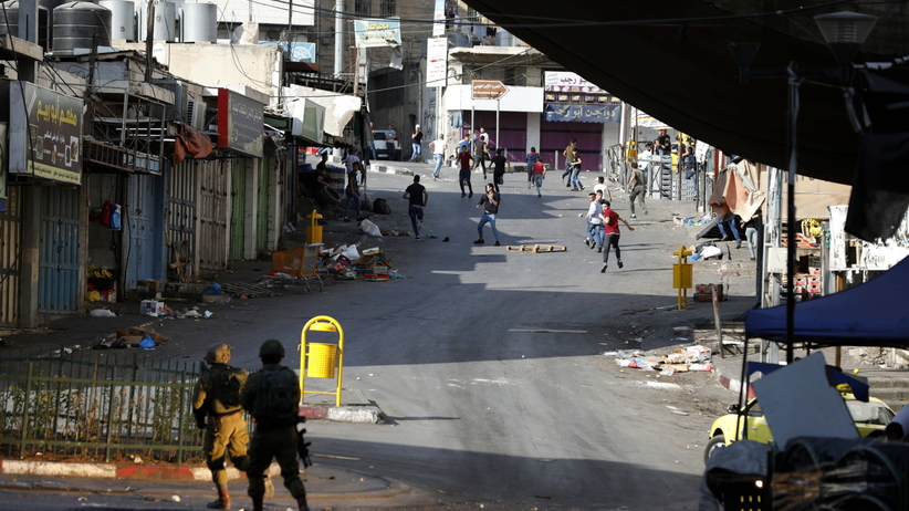 Protesty w Strefie Gazy. Sześciu zabitych