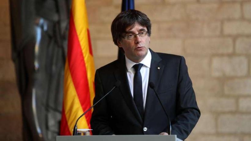 Puigdemont może zostać zwolniony za kaucją