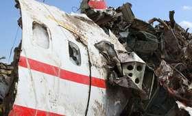 Rada Europy wzywa Rosję do zwrotu wraku Tu-154M