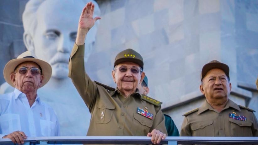 Prezydent Kuby Raul Castro skrytykował działania Donalda Trumpa